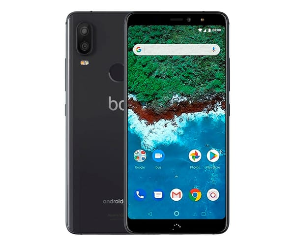BQ AQUARIS X2 PRO NEGRO MÓVIL 4G 5.65'' IPS FHD+/8CORE/64GB/4GB RAM/12MP/8MP
