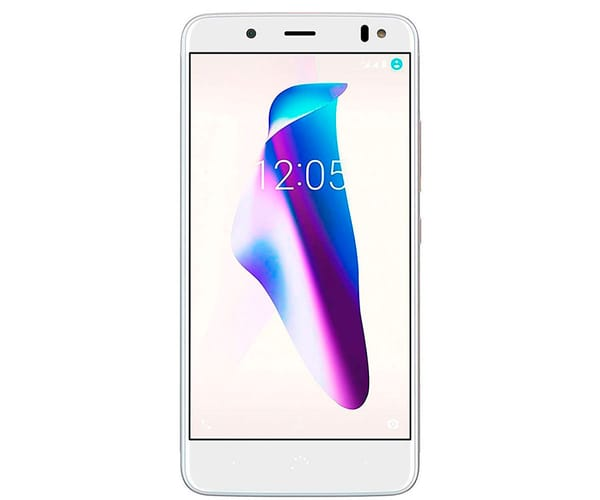 BQ AQUARIS VS PLUS BLANCO DORADO MÓVIL 4G 5.5'' IPS FHD/8CORE/64GB/4GB RAM/12MP/8MP