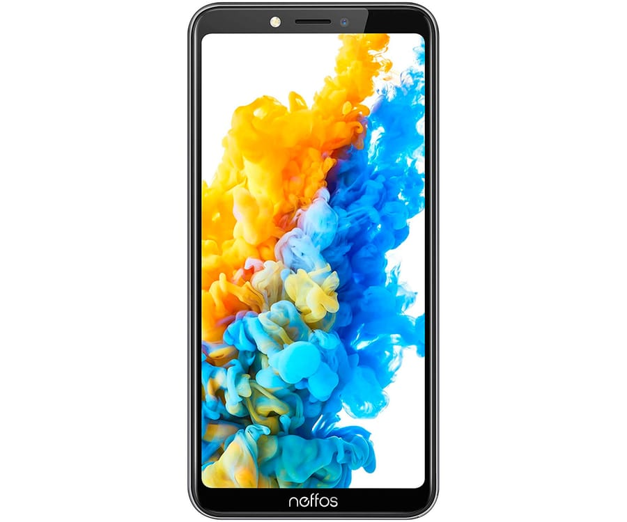 TP-LINK NEFFOS C7s GRIS MÓVIL 4G DUAL SIM 5.45'' IPS HD+/8CORE/16GB/2GB RAM/8MP/5MP