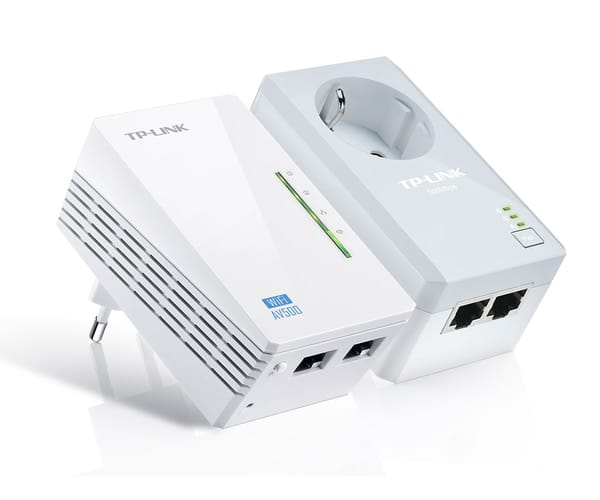 TP-LINK TL-WPA4226 KIT EXTENSOR POWERLINE WIFI AV500
