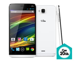 WIKO SLIDE BLANCO