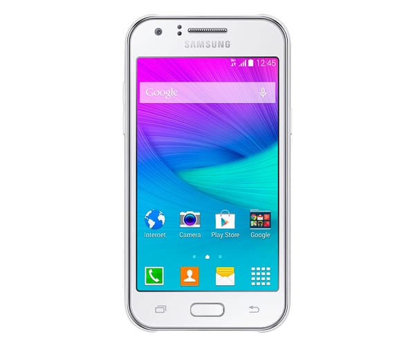 SAMSUNG SM-J100 GALAXY J1 4.3''/DUAL-CORE/4GB/512MB RAM/5MP BLANCO