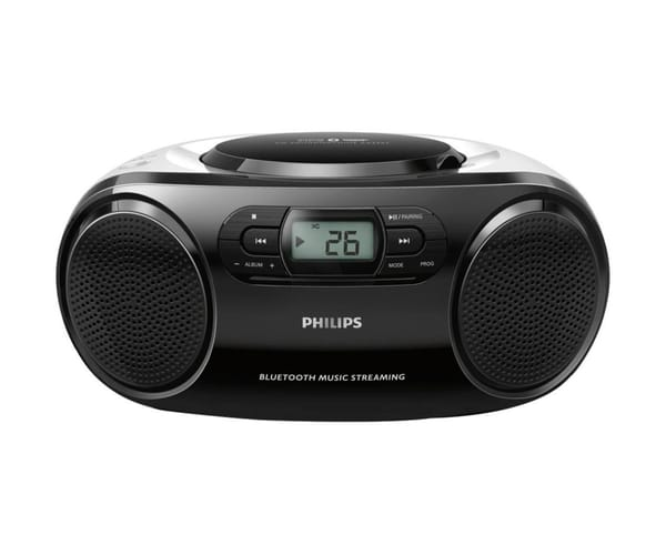 PHILIPS RADIO CD CON MP3 Y BLUETOOTH AZ330T/12