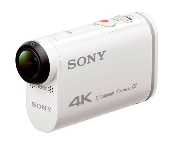 SONY ACTION CAM 4K CON LIVE-VIEW FDRX1000VR
