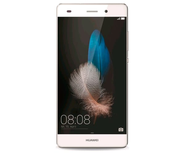HUAWEI P8 LITE BLANCO MÓVIL 4G DUAL SIM 5'' IPS/8CORE/16GB/2GB RAM/13MP/5MP