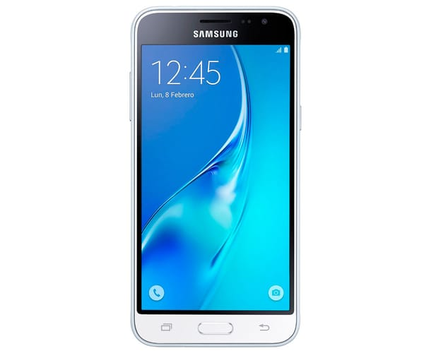 SAMSUNG GALAXY J3 BLANCO SM-J320 MÓVIL 4G 5.0''/4CORE/8GB/1.5GB RAM/5MP/2MP