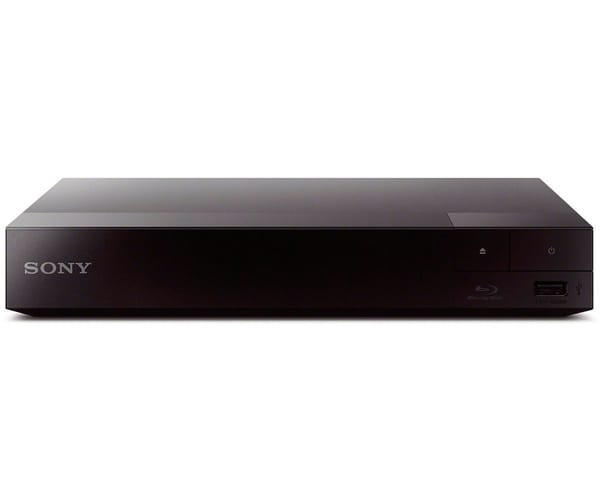 SONY BDPS3700B REPRODUCTOR BLU-RAY CON WIFI INTEGRADO