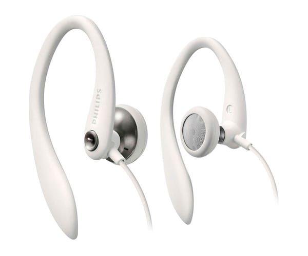 PHILIPS SHS3300WT/10 BLANCO AURICULARES DEPORTIVOS