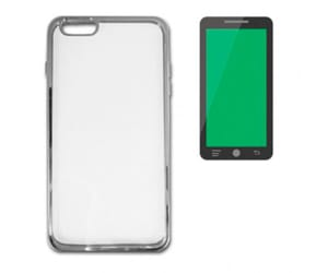 X-ONE CARCASA TRANSPARENTE WIKO U FEEL