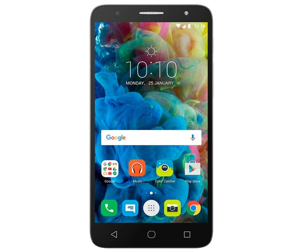 ALCATEL POP 4+ 5056D BLANCO MÓVIL DUAL SIM 4G 5.5'' IPS/4CORE/16GB/1.5GB RAM/8MP/5MP