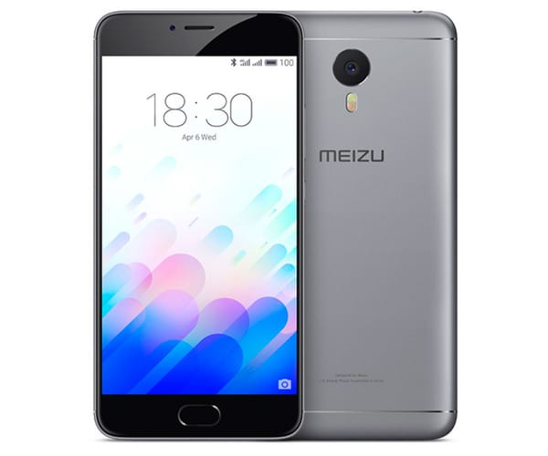 MEIZU M3 NOTE 32GB GRIS MÓVIL DUAL SIM 4G 5.5'' IPS/8CORE/32GB/3GB RAM/13MP/5MP