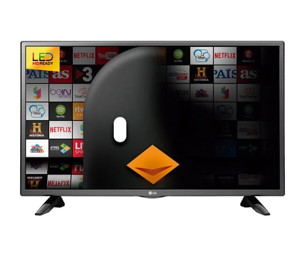 LG 32LH510B TELEVISOR 32'' LCD LED HD READY CON DVB-T/C USB REPRODUCTOR MULTIMEDIA