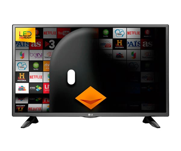 LG 32LH510U TELEVISOR 32'' LCD LED HD READY CON DVB-T2/C/S2 USB REPRODUCTOR MULTIMEDIA