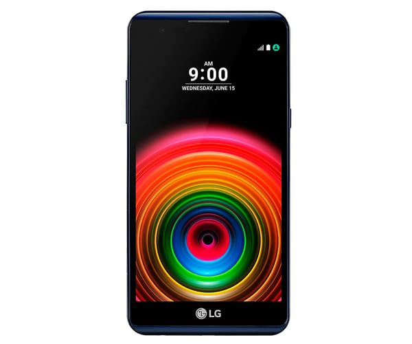 LG X POWER K220 NEGRO/AZUL MÓVIL 4G 5.3'' IPS HD/4CORE/16GB/2GB RAM/13MP/5MP