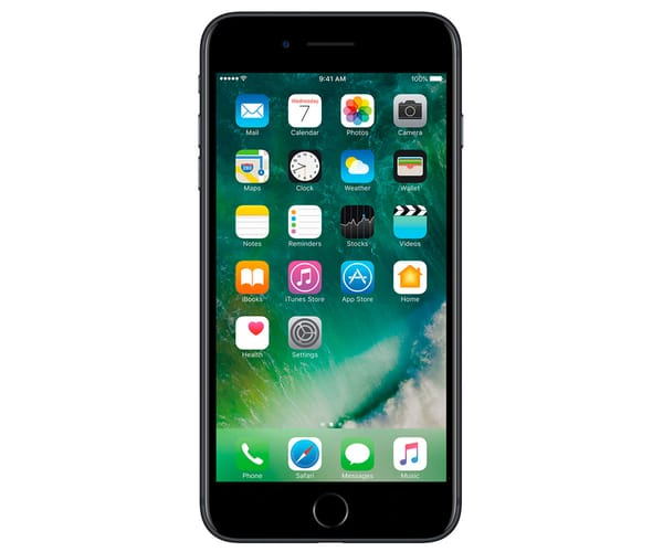 APPLE IPHONE 7 128GB NEGRO MÓVIL 4G 4.7'' IPS/4CORE/128GB/2GB RAM/12MP OIS/7MP