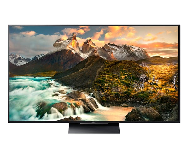 SONY KD65ZD9B TELEVISOR 65'' LCD LED DIRECTO HDR 4K 3D ANDROID TV CON WIFI, NFC Y BLUETOOTH