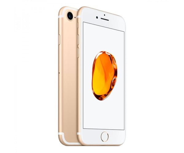 APPLE IPHONE 7 32GB DORADO MÓVIL 4G 4.7'' IPS/4CORE/32GB/2GB RAM/12MP OIS/7MP