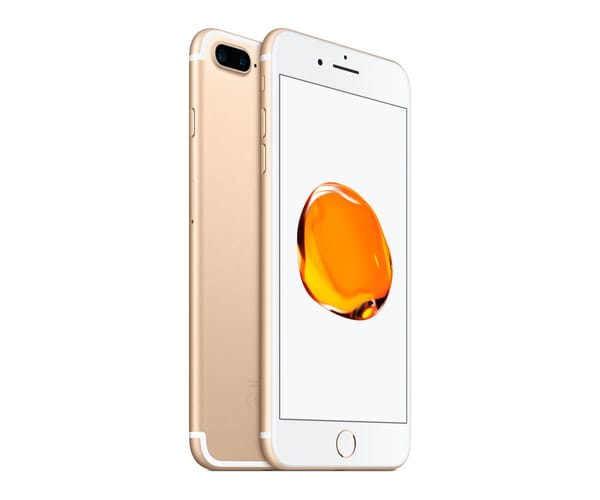 APPLE IPHONE 7 PLUS 32GB ORO MÓVIL 4G 5.5'' IPS/4CORE/128GB/3GB RAM/12MP DUAL OIS/7MP