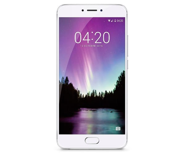 MEIZU MX6 PLATA MÓVIL 4G DUAL SIM 5.5'' FHD/10CORE/32GB/4GB RAM/12MP/5MP