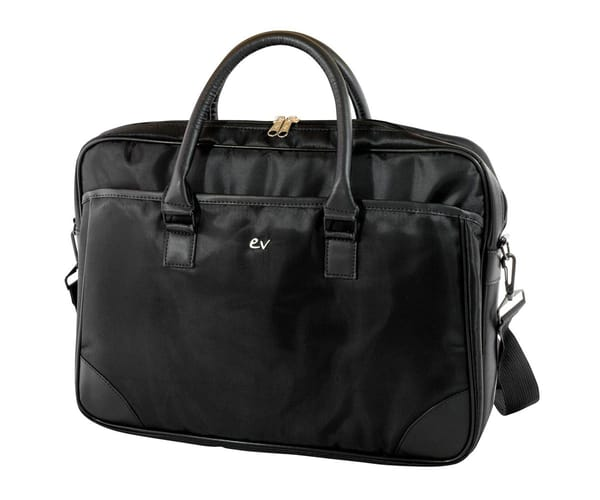 EVITTA BUSINESS LAPTOP NEGRO MEN MALETÍN ORDENADOR 15.4'' - 16''