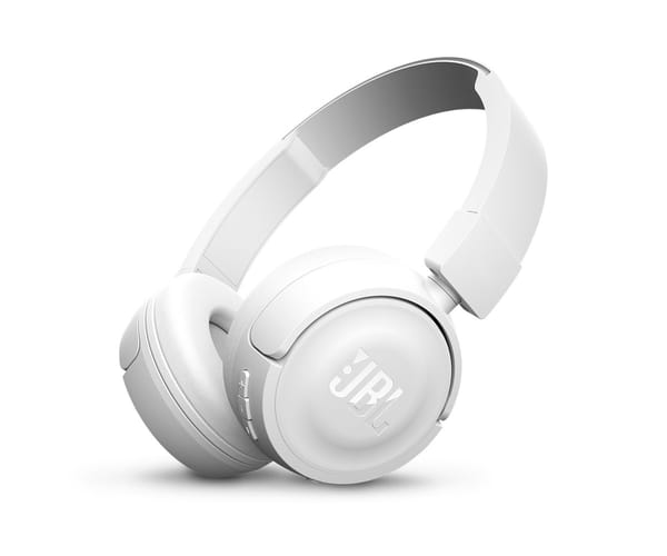 JBL T450 BT BLANCO AURICULARES BLUETOOTH