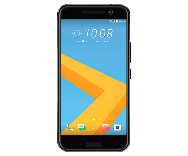 HTC 10 32GB GRIS MÓVIL 4G 5.2'' SUPER LCD5/4CORE/32GB/4GB RAM/12MP/5MP