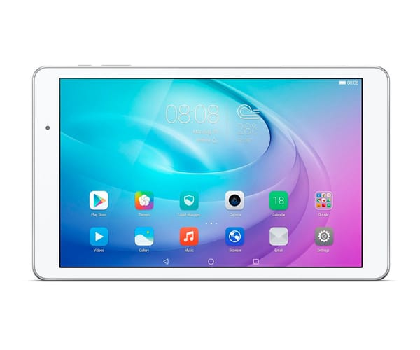 HUAWEI MEDIAPAD T2 PRO BLANCO TABLET 10'' IPS/8CORE/16GB/2GB RAM/8MP/2MP