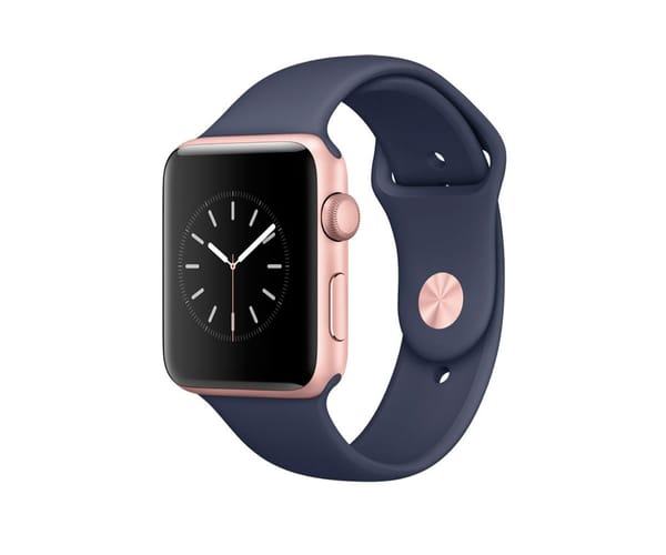 APPLE WATCH SERIES 2 42mm ORO/ROSA MNPL2QL SMARTWATCH CON GPS RESISTENTE AL AGUA