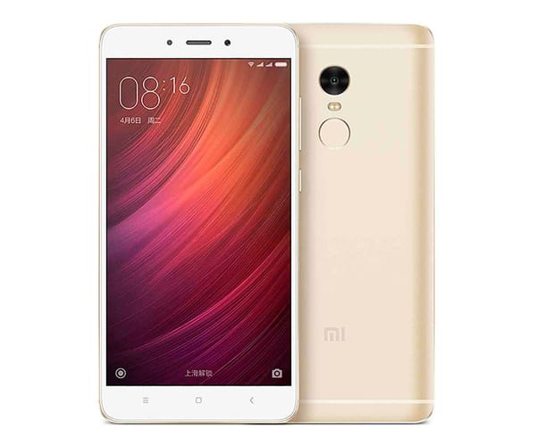 XIAOMI REDMI 4 DORADO MÓVIL 4G DUAL SIM 5'' IPS/ 8CORE/ 16GB/ 2GB RAM/ 13MP/ 5MP