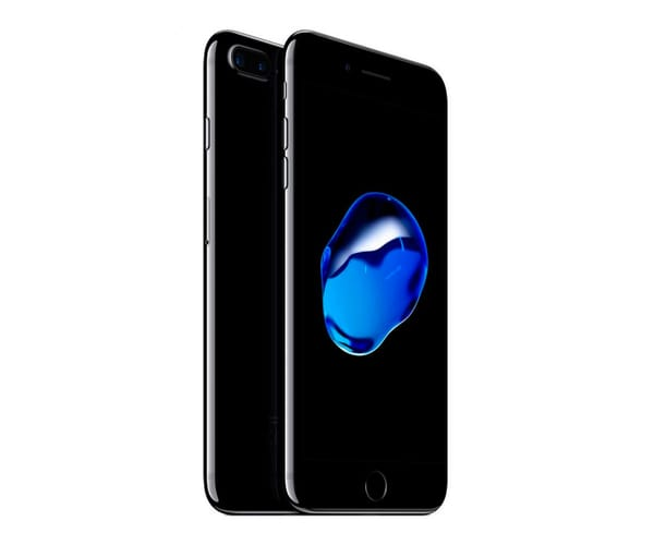 APPLE IPHONE 7 PLUS 128GB NEGRO BRILLANTE MÓVIL 4G 5.5'' IPS/4CORE/128GB/3GB RAM/12MP DUAL OIS/7MP