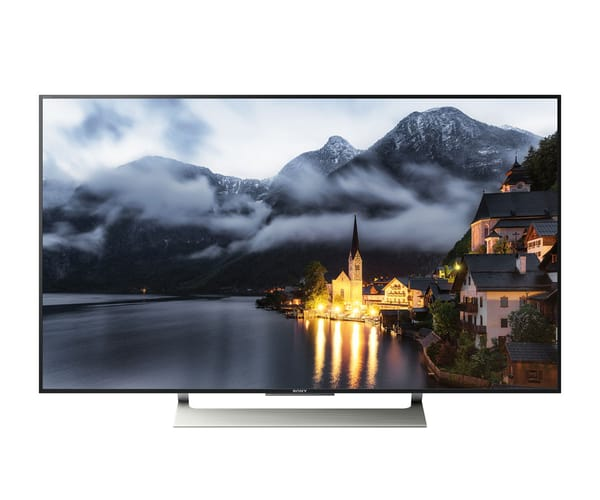 SONY KD-75XE9005 TELEVISOR 75'' LCD DIRECT LED 4K UHD HDR TRILUMINOS 1000Hz SMART TV ANDROID TV WIFI HDMI USB REPRODUCTOR Y GRABADOR