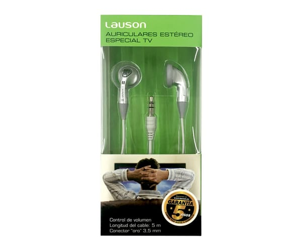 LAUSON PH28TV AURICULARES ESTÉREO TV