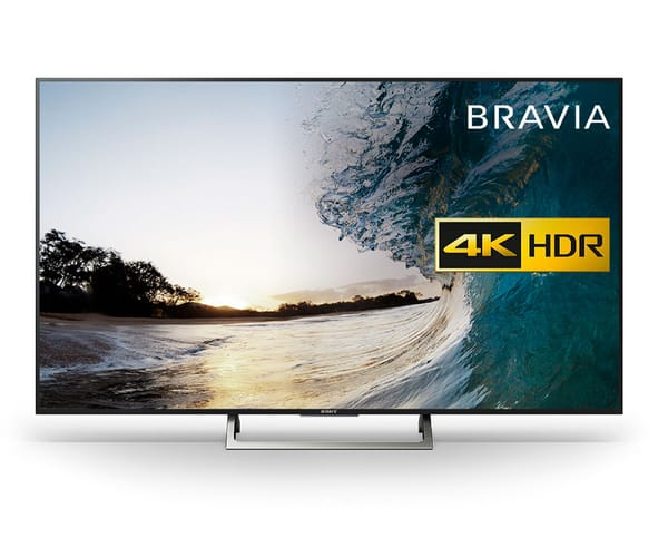 SONY KD-65XE8596 TELEVISOR 65'' LCD EDGE LED TRILUMINOS UHD 4K HDR 1000Hz ANDROID TV WIFI BLUETOOTH LAN HDMI USB GRABADOR Y REPRODUCTOR MULTIMEDIA
