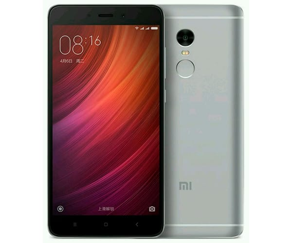XIAOMI REDMI NOTE 4X GRIS MÓVIL 4G DUAL SIM 5.5'' IPS FHD/8CORE/32GB/3GB RAM/13MP/5MP