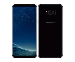 SAMSUNG GALAXY S8+ NEGRO MÓVIL 4G 6.2'' SAMOLED QHD+/8CORE/64GB/4GB RAM/12MP/8MP