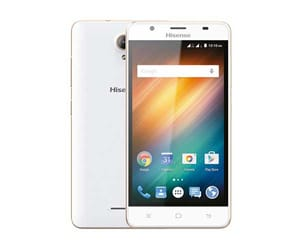 HISENSE U989 PRO BLANCO MÓVIL 3G DUAL SIM IPS HD 5.5''/4CORE/16GB/1GB RAM/13MP/5MP