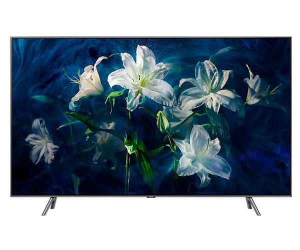 SAMSUNG QE55Q8DNA TELEVISOR 55'' QLED UHD 4K QHDR 1500 3600Hz SMART TV WIFI BLUETOOTH AMBIENT MODE