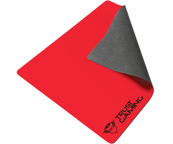 TRUST GXT 752 SR SPECTRA ROJO ALFOMBRILLA PARA RATON GAMING MOUSE PAD