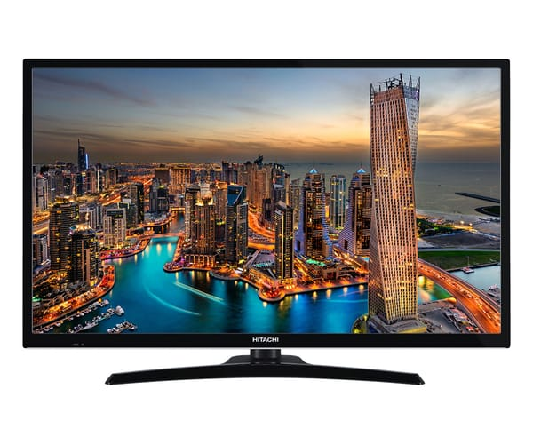 HITACHI 32HE2000 TELEVISOR 32'' LCD DIRECT LED HD READY 400Hz SMART TV WIFI