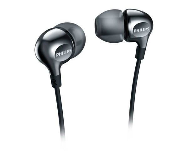 PHILIPS SHE3700 AURICULARES NEGROS