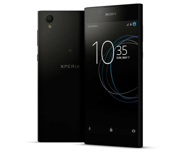 SONY XPERIA L1 NEGRO MÓVIL 4G 5.5'' IPS/4CORE/16GB/2GB RAM/13MP/5MP