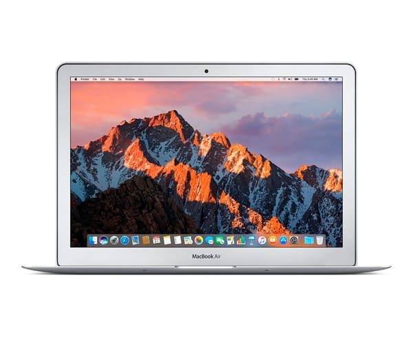 APPLE MACBOOK AIR MQD32Y/A 13''/i5 1.8GHz/SSD 128GB/8GB RAM/macOS SIERRA