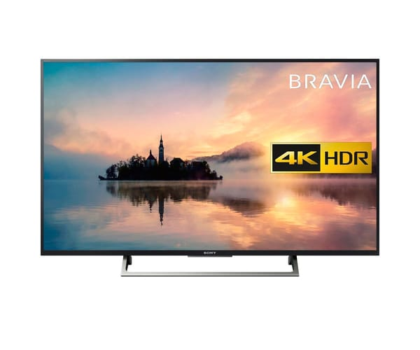 SONY KD-55XE7096 TELEVISOR 55'' LCD EDGE LED UHD 4K HDR 400Hz SMART TV WIFI HDMI USB GRABADOR Y REPRODUCTOR MULTIMEDIA