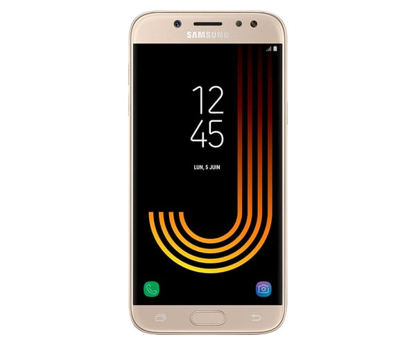 SAMSUNG GALAXY J5 (2017) DORADO SM-J530 MÓVIL 4G DUAL SIM 5.2'' SAMOLED HD/8CORE/16GB/2GB RAM/13MP/13MP