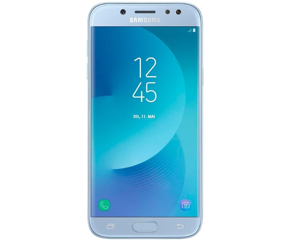 SAMSUNG GALAXY J5 (2017) AZUL PLATA SM-J530 MÓVIL 4G DUAL SIM 5.2'' SAMOLED HD/8CORE/16GB/2GB RAM/13MP/13MP