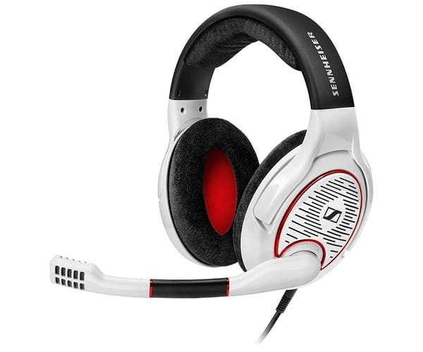 SENNHEISER GAME ONE BLANCO AURICULARES GAMING