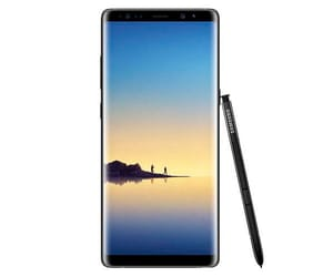 SAMSUNG GALAXY NOTE 8 NEGRO MÓVIL 4G 6.3'' SAMOLED QHD+/64GB/6GB RAM/12MP+12MP/8MP