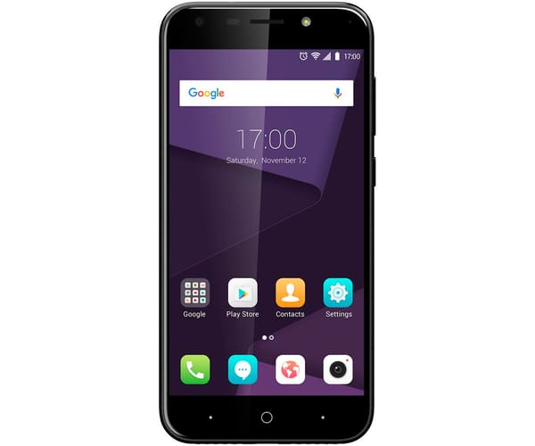 ZTE A6 LITE NEGRO MÓVIL 4G DUAL SIM 5.2'' IPS HD/4CORE/16GB/2GB RAM/13MP/5MP