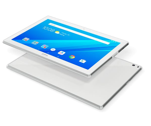 LENOVO TAB4 10 BLANCO TABLET 4G 10.1'' IPS HD/4CORE/16GB/2GB RAM/5MP/2MP