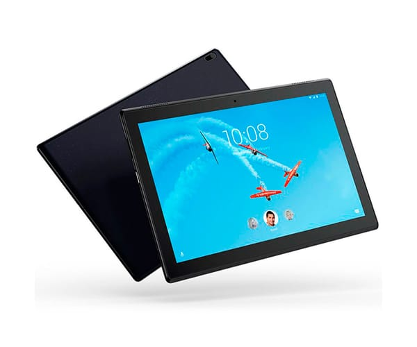 LENOVO TAB4 10 NEGRO TABLET 4G 10.1'' IPS HD/4CORE/16GB/2GB RAM/5MP/2MP